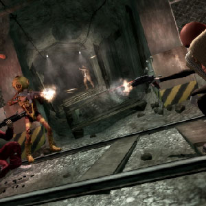Saints Row 2 Gameplay Image