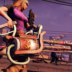 Saints Row 4 Waffe