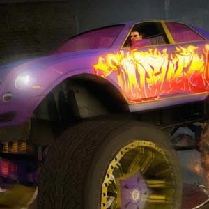 Saints Row 4 Xbox One Fahrzeug