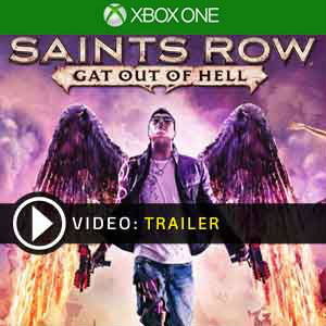 Saints Row 4 Gat Out of Hell Xbox One Digital Download und Box Edition