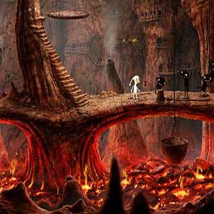 Samorost 3 Gnome & Die Geister