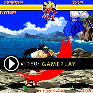 Samurai Shodown PS4 Gameplay Video
