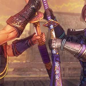 Samurai Warriors 5 Pakt Mit Dem Schwert