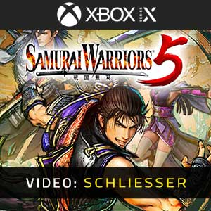 Samurai Warriors 5 Xbox Series X Video Trailer