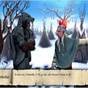 Sang-Froid Tales of Werewolves Die Ureinwohner