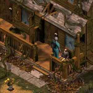 Sanitarium: Die Erkundung der verlassenen Haus