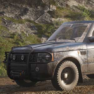 SCUM Fahrzeug-Update