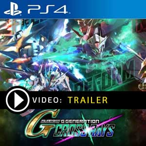 SD Gundam G Generation Cross Rays PS4 Digital Download und Box Edition