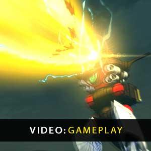 SD Gundam G Generation Cross Rays Season Pass Gameplay Video