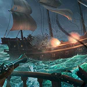 Thieves Seeschlacht