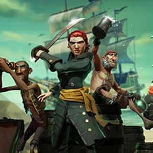 Das Meer Piraten