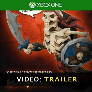 Kaufe Sea Of Thieves Spinal Figurehead Xbox One Preisvergleich