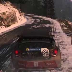 Sebastien Loeb Rally EVO Rally Car