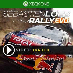 Sebastien Loeb Rally Evo Xbox One Digital Download und Box Edition