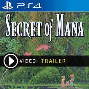 Secret of Mana PS4 Digital Download und Box Edition