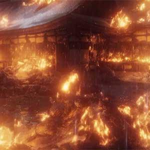 Sekiro Shadows Die Twice Gameplay-Video