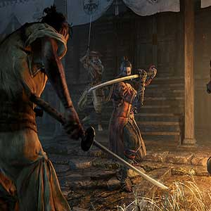 Sekiro Shadows Die Twice-Spielvideo