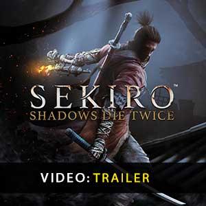 Sekiro Shadows Die Twice-Trailer-Video