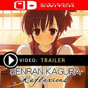 Senran Kagura Reflexions Nintendo Switch Digital Download und Box Edition