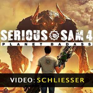 Serious Sam 4 Planet Badass Trailer-Video