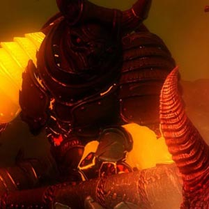 Shadow Warrior Xbox One Boss Kampf