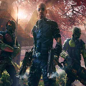 Shadow Warrior 2 Figuren