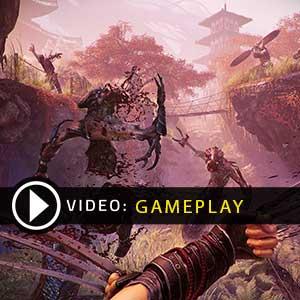 Shadow Warrior 2 PS4 Gameplay Video
