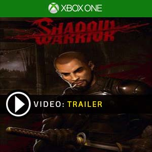 Shadow Warrior Xbox one Digital Download und Box Edition