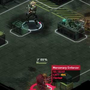 Shadowrun Dragonfall Directors Cut Mercenary Enforcer