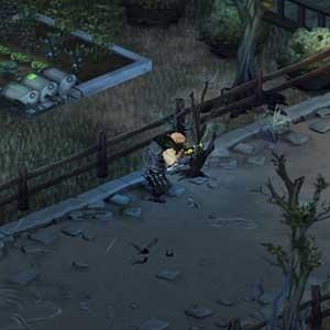 Shadowrun Dragonfall Directors Cut Gameplay