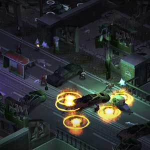 Shadowrun Returns Dragonfall Schlacht
