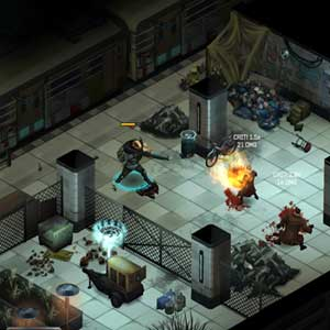 Shadowrun Returns Dragonfall Kampf