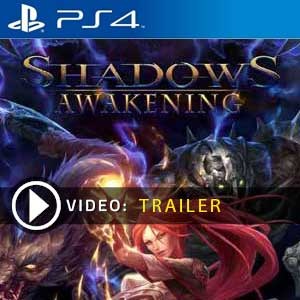 Shadows Awakening PS4 Digital Download und Box Edition