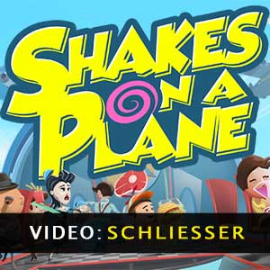 Shakes On A Plane Video-Trailer