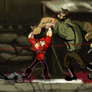Shank 2 Kampf