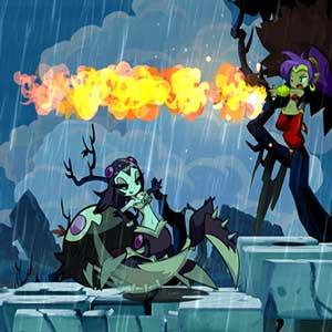 Shantae Arch Nemesis
