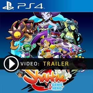 Shantae Half-Genie Hero PS4 Digital Download und Box Edition