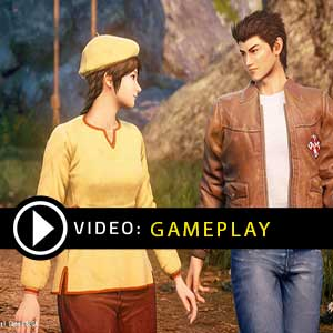 Shenmue 3 PS4 Gameplay Video