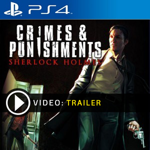 Sherlock Holmes Crimes and Punishments PS4 Digital Download und Box Edition