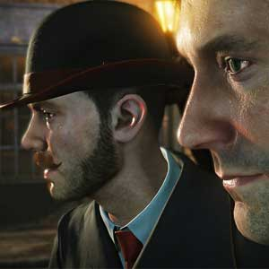 Sherlock Holmes The Devils Daughter Xbox One - Holmes and Watson