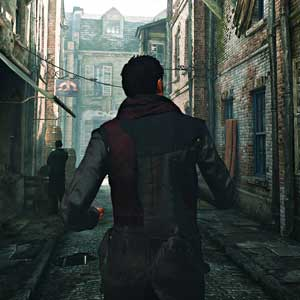 Sherlock Holmes The Devils Daughter Xbox One - City of London
