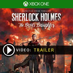 Sherlock Holmes The Devils Daughter Xbox One Digital Download und Box Edition