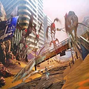 Damage city