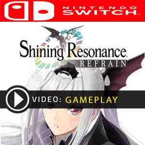 Shining Resonance Refrain Nintendo Switch Digital Download und Box Edition