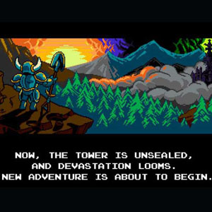 The story of Shovel Knight Xbox One