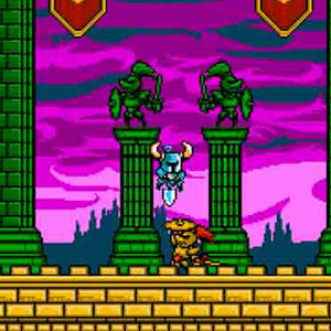 Shovel Knight Xbox One Boss Kampf