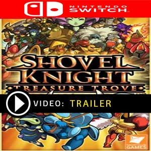 Shovel Knight Nintendo Switch Digital Download und Box Edition