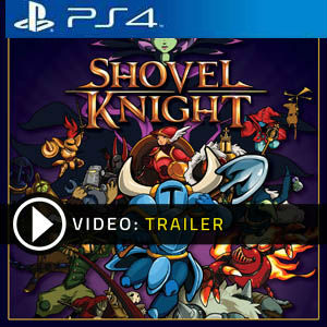 Shovel Knight PS4 Digital Download und Box Edition