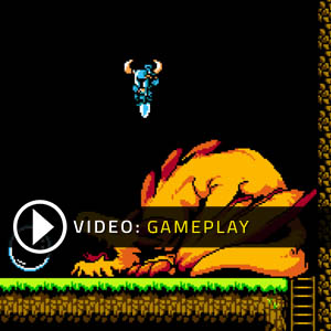 Shovel Knight Xbox One Gameplay Video