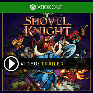 Shovel Knight Xbox One Digital Download und Box Edition